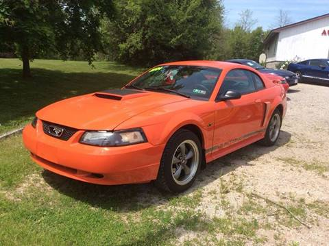 2004 Ford Mustang for sale at Ram Auto Sales in Gettysburg PA