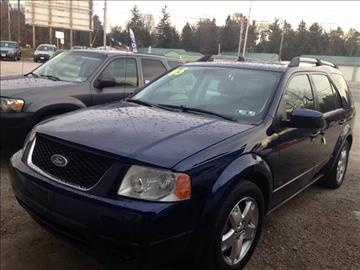 2005 Ford Freestyle for sale at Ram Auto Sales in Gettysburg PA