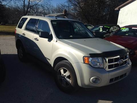 2008 Ford Escape for sale at Ram Auto Sales in Gettysburg PA
