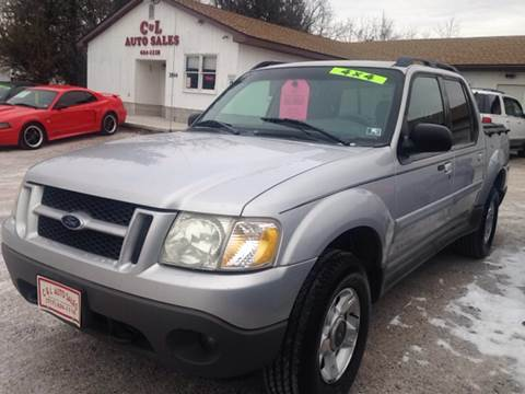 2002 Ford Explorer Sport Trac for sale at Ram Auto Sales in Gettysburg PA
