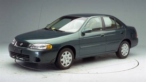 2000 Nissan Sentra for sale at Ram Auto Sales in Gettysburg PA