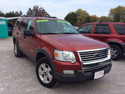 2006 Ford Explorer for sale at Ram Auto Sales in Gettysburg PA