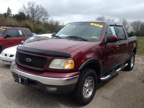 2003 Ford F-150 for sale at Ram Auto Sales in Gettysburg PA