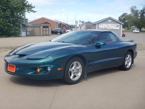 1998 Pontiac Firebird for sale in Pierre, SD