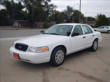 2009 Ford Crown Victoria for sale in Pierre, SD