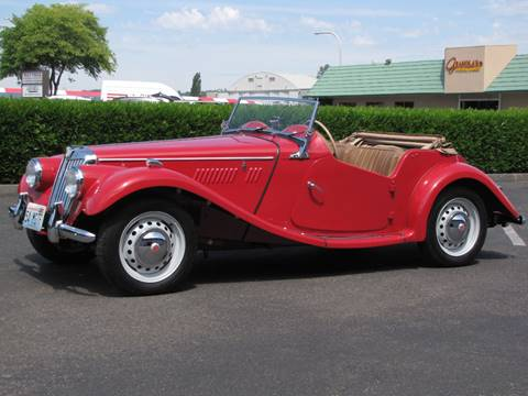 1954 MG TF for sale in Renton, WA