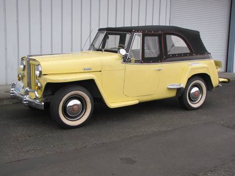 1948 Willys Jeepster for sale in Renton, WA