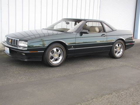 1993 Cadillac Allante for sale in Renton, WA
