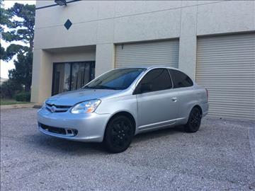 2003 Toyota ECHO for sale in Lake Worth, FL