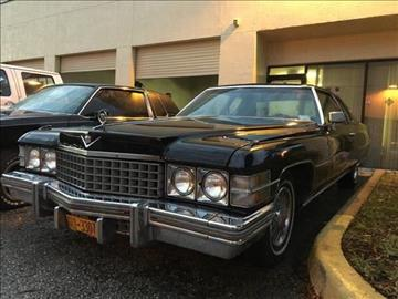 1974 Cadillac DeVille for sale in Lake Worth, FL