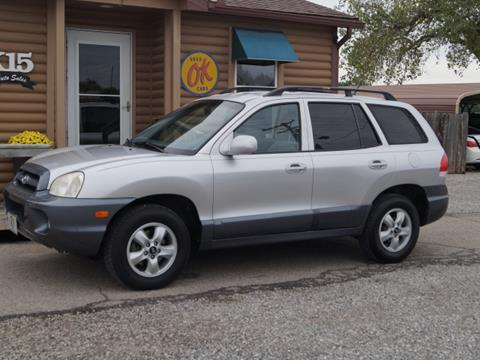 2005 Hyundai Santa Fe for sale in Derby, KS