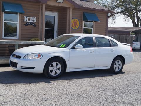 2010 Chevrolet Impala for sale in Derby, KS
