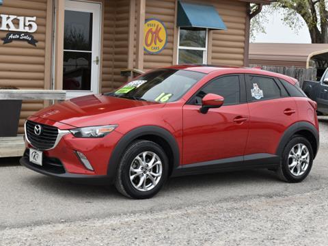 2016 Mazda CX-3 for sale in Derby, KS