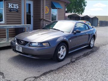 2004 Ford Mustang for sale in Derby, KS