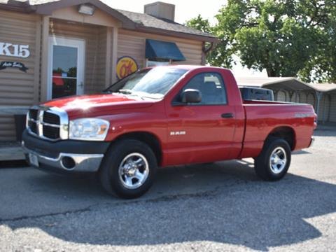Used Dodge Ram 1500 For Sale >> 2008 Dodge Ram Pickup 1500 For Sale In Derby Ks