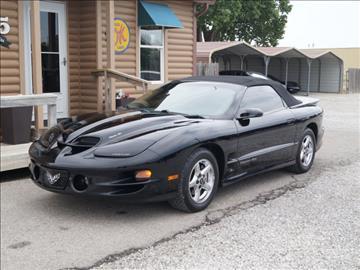 1998 Pontiac Firebird for sale in Derby, KS