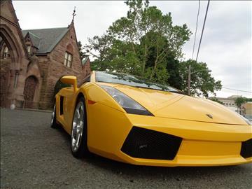 2004 Lamborghini Gallardo for sale in Newark, NJ