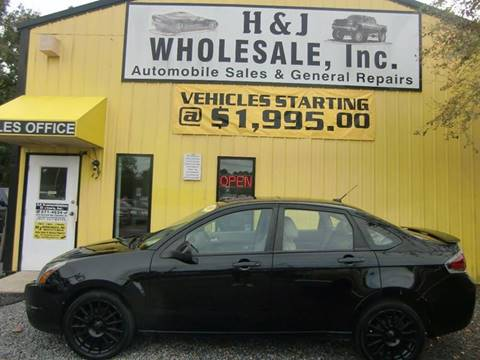 2010 Ford Focus for sale in Charleston, SC
