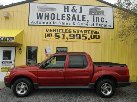 2004 Ford Explorer Sport Trac for sale in Charleston, SC