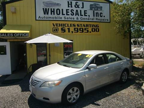 2007 Toyota Camry For Sale In Charleston, SC