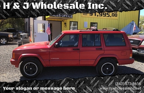 2001 Jeep Cherokee for sale in Charleston, SC