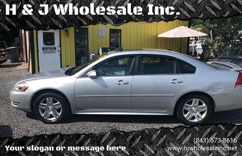 2012 Chevrolet Impala for sale in Charleston, SC