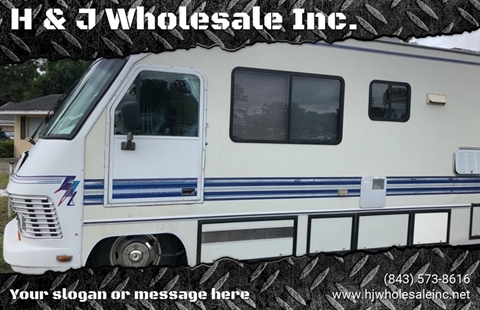 1992 Chevrolet Motorhome Chassis for sale in Charleston, SC