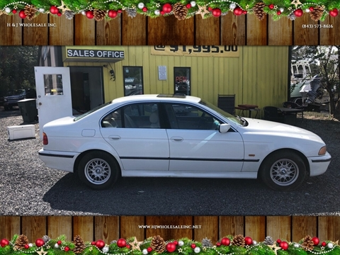 1998 BMW 5 Series for sale in Charleston, SC