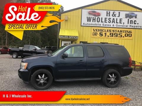 2007 Chevrolet Tahoe for sale in Charleston, SC