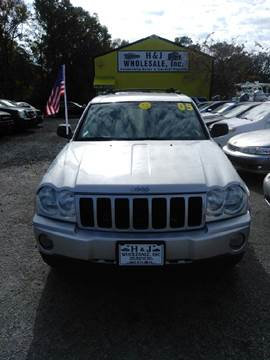 2005 Jeep Grand Cherokee for sale in Charleston, SC
