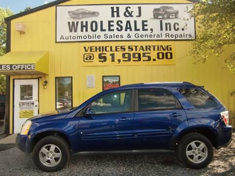 2006 Chevrolet Equinox for sale in Charleston, SC