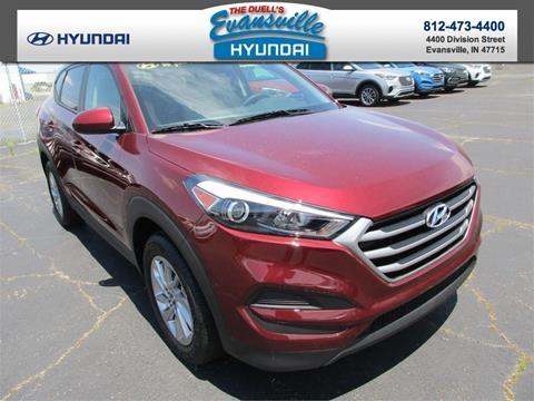 2017 Hyundai Tucson for sale in Evansville, IN