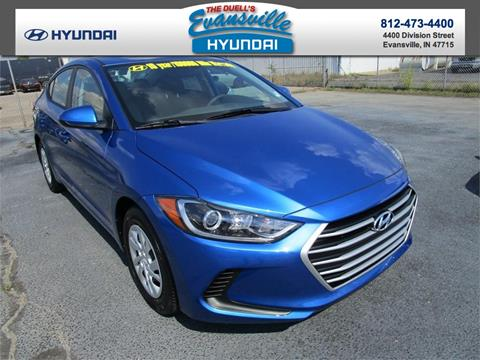 2018 Hyundai Elantra for sale in Evansville, IN
