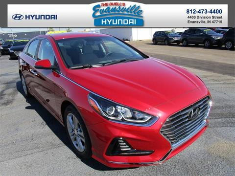 2018 Hyundai Sonata for sale in Evansville, IN