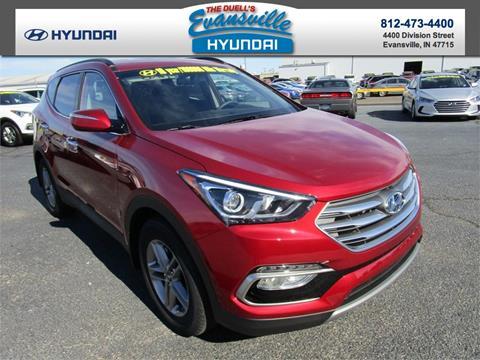 2018 Hyundai Santa Fe Sport for sale in Evansville, IN
