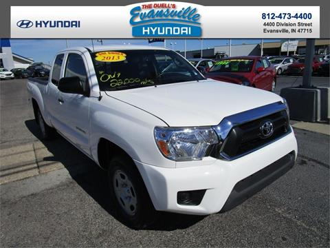 2013 Toyota Tacoma for sale in Evansville, IN