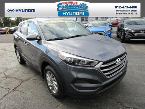 2017 Hyundai Tucson for sale in Evansville, IN