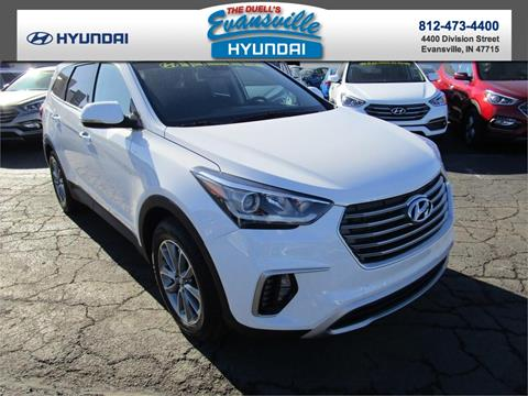 2018 Hyundai Santa Fe for sale in Evansville, IN