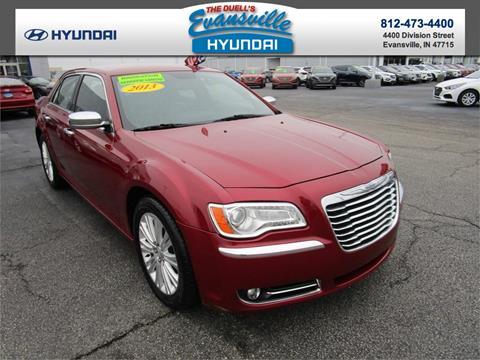 2013 Chrysler 300 for sale in Evansville, IN