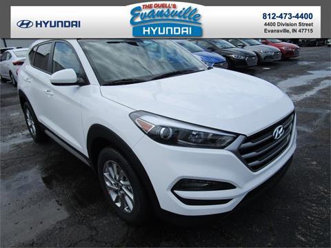 2018 Hyundai Tucson for sale in Evansville, IN
