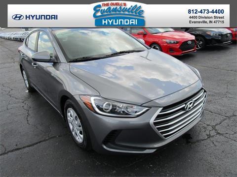 2018 Hyundai Elantra for sale in Evansville, IN