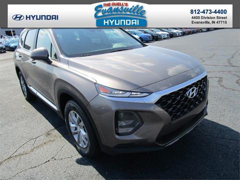 2019 Hyundai Santa Fe for sale in Evansville, IN