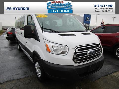 2015 Ford Transit Passenger for sale in Evansville, IN