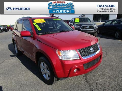 2011 Suzuki Grand Vitara for sale in Evansville, IN