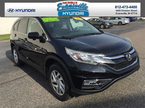2015 Honda CR-V for sale in Evansville, IN