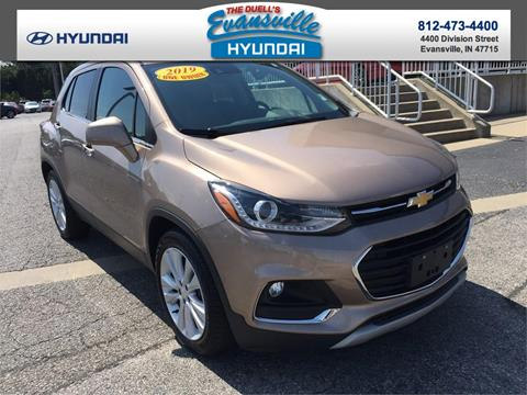 2019 Chevrolet Trax for sale in Evansville, IN