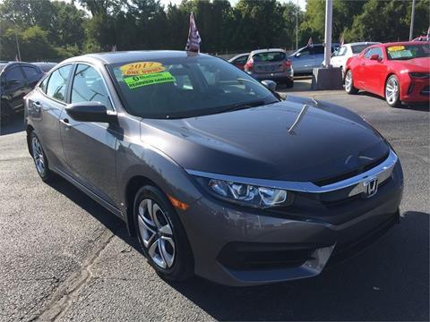 2017 Honda Civic for sale in Evansville, IN