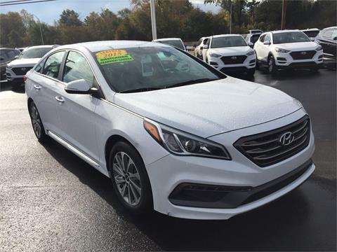 2015 Hyundai Sonata for sale in Evansville, IN