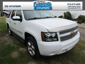 2012 Chevrolet Avalanche for sale in Evansville, IN