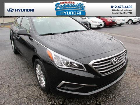 2017 Hyundai Sonata for sale in Evansville, IN
